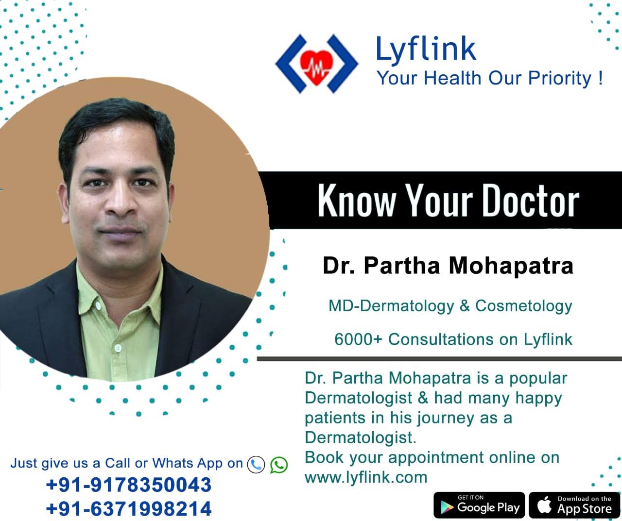 Dr. Partha Mohapatra